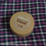 Maybelline Dream Matte Mousse Foundation-Sandy Beige (Medium-01)- Review
