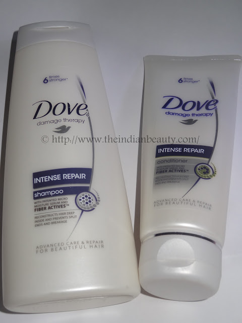 how to use dove shampoo and conditioner