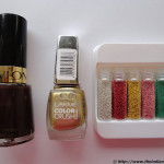 Friday Feature: 24K Caviar Manicure tutorial
