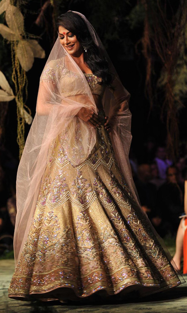 Style Watch India Bridal Fashion Week 2012 The Indian Beauty Blog