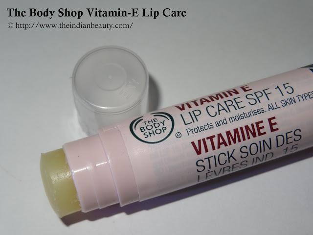 The Body Shop Vitamin- E Lip Care (2)