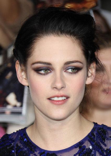 Kristen Stewart Inspired Eye Make Up Tutorial The Indian