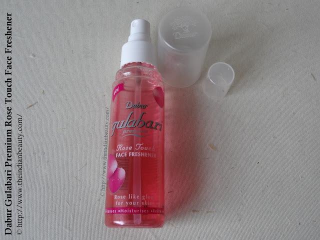 Dabur Gulabari Premium Rose Touch Face Freshener (1)