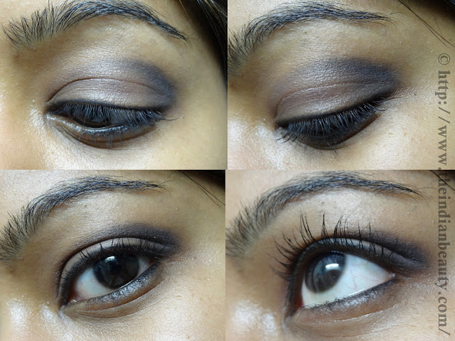 Smokey eye tutorial