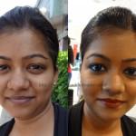 Make-up training at MAC: Teaser