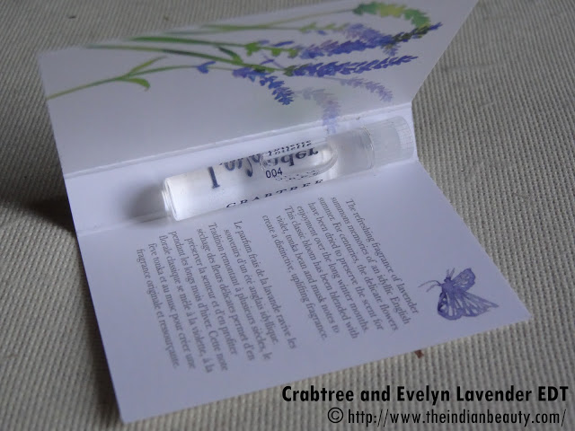 Crabtree and Evelyn Lavender EDT