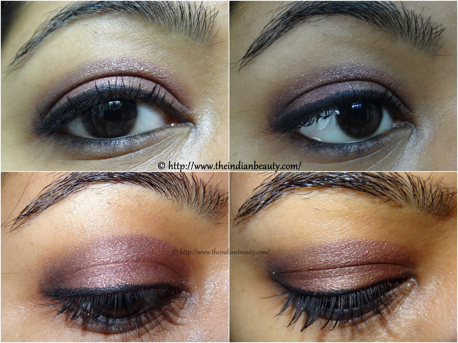 Maybelline Color Tattoo- Pomegranate Punk: Review, EOTD - The ...