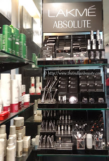 lakme absolute products
