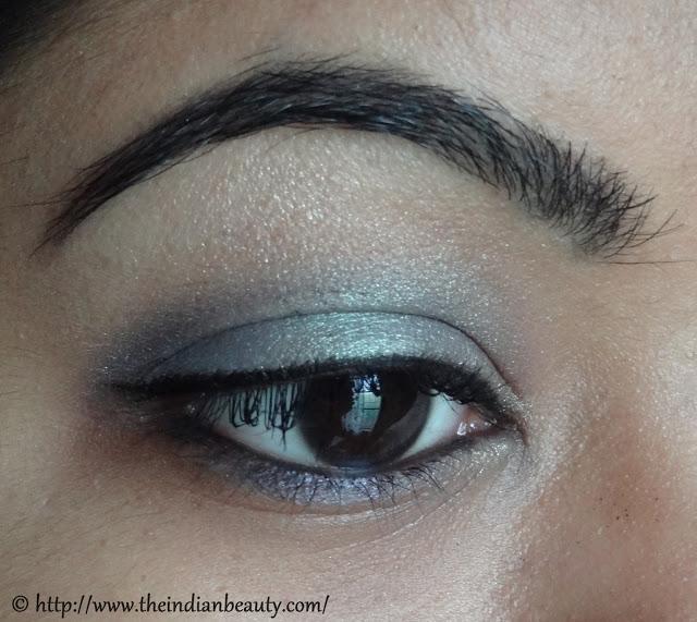 inglot amc eyeliner gel matte 77 swatches