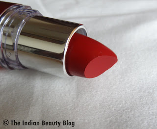 maybelline colorsensational lipstick summer sunset review