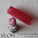 Revlon Colorburst Lip Butter- Raspberry Pie: Review, swatches, LOTD
