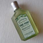 L'Occitane Green Tea shower gel: Review