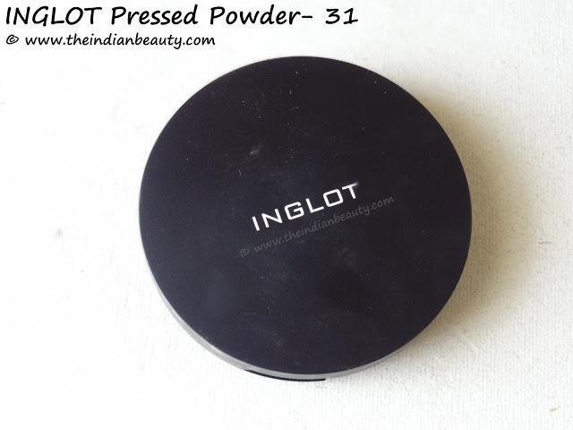 inglot pressed powder 31 reviews