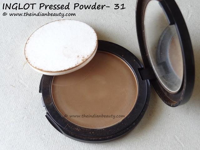 inglot pressed powder 31