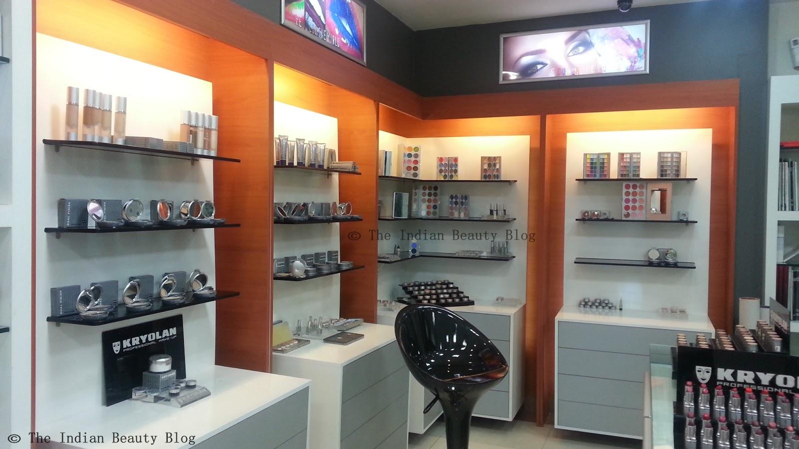 Kryolan Shop