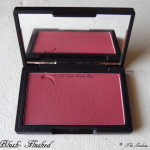 Sleek MakeUp Blush- Flushed: Review, swatches