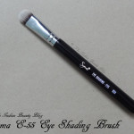 Sigma E-55 Eye Shading Brush: Review