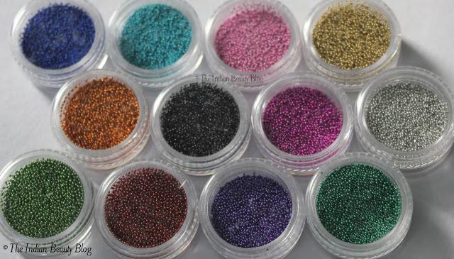 born pretty store caviar manicure beads review