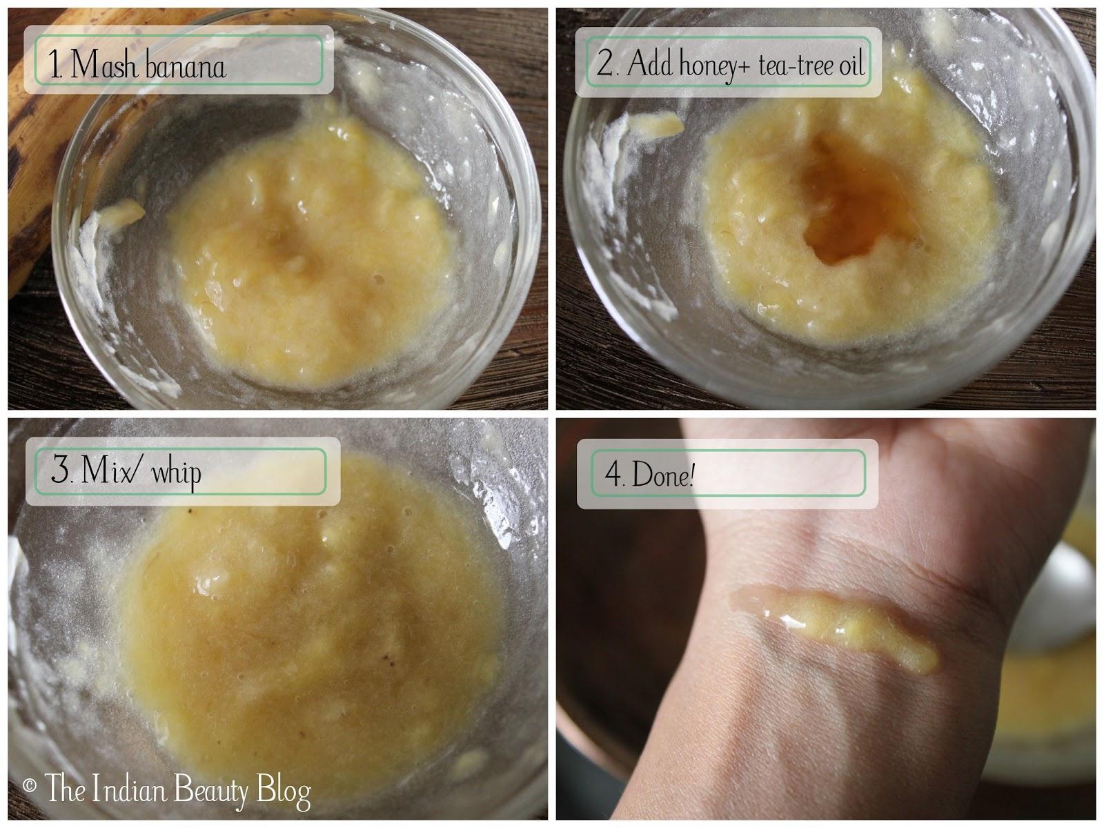 Sunday Pamperings: DIY Anti-acne face