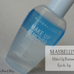 Maybelline Make-up Remover: Review, demo