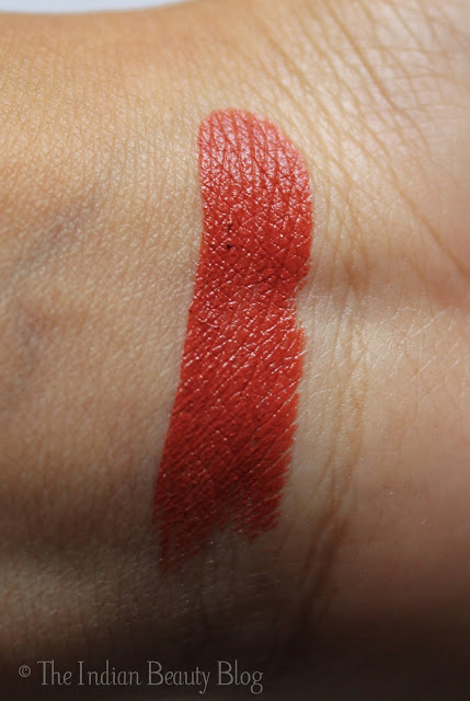 chambor rouge plump lipstick 701 swatch