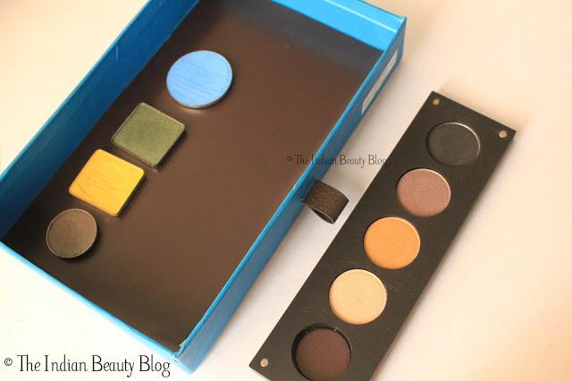 diy magnetic make up palette tutorial