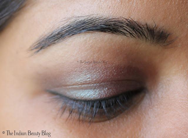 mac eyeshadow club eotd