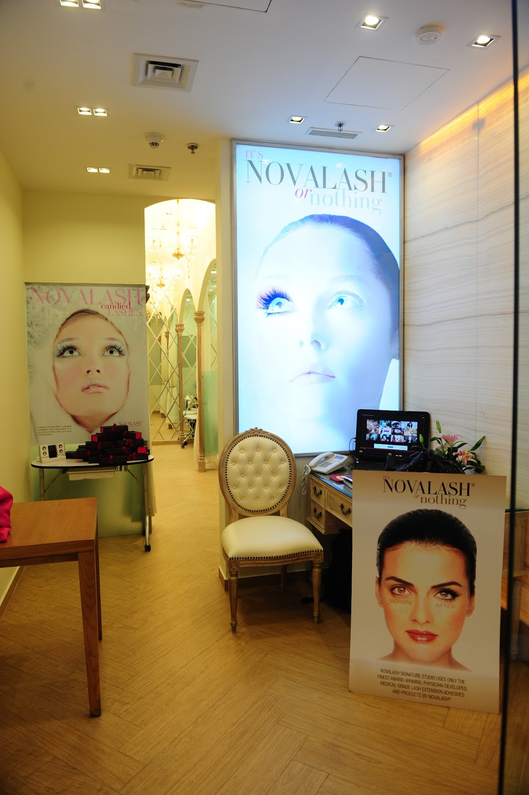 NovaLash eyelash extensions– get the lashes of your dreams - The