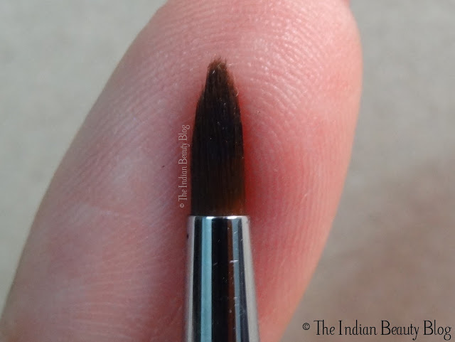 sigma e 05 eyeliner brush reviews