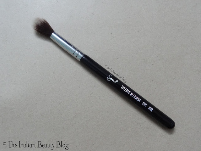 sigma e 40 tapered blending brush