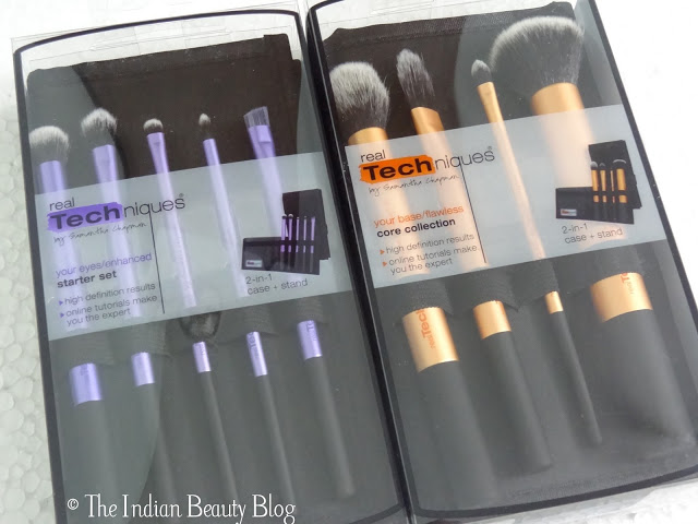 real techniques brushes india