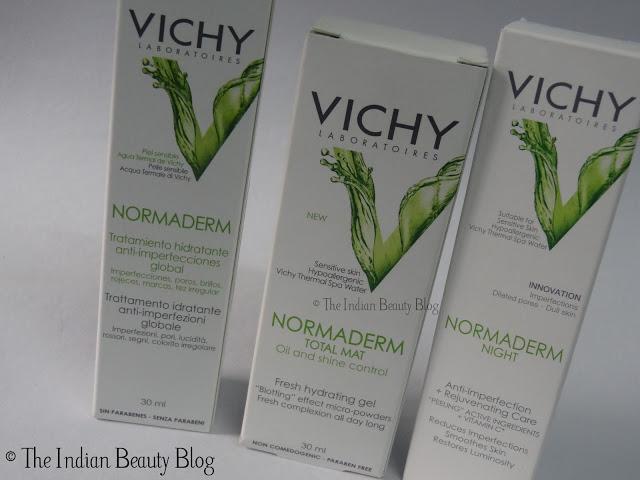 vichy normaderm range (1)