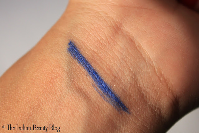 loreal color riche le kohl portofino blue swatch