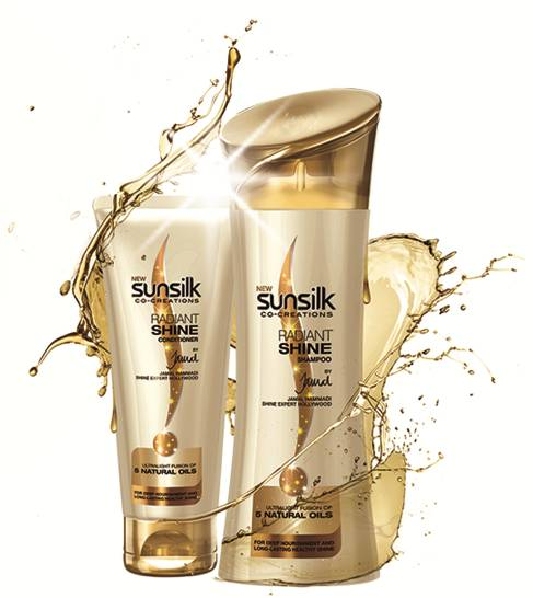 sunsilk radiant shine shampoo and conditioner