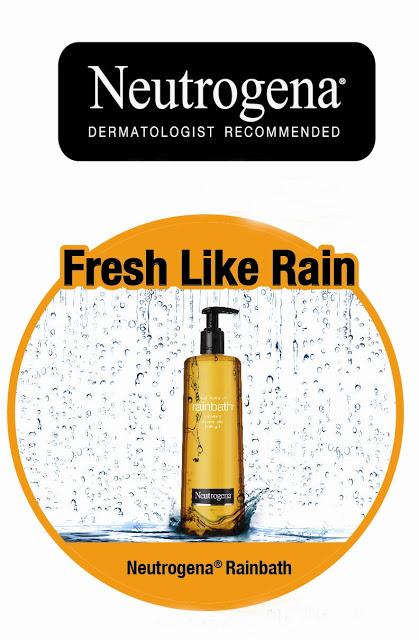 Neutrogena Rainbath Refreshing Shower and Bath Gel - The Indian Beauty Blog