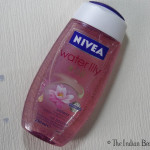 Nivea Waterlily & Oil shower gel: Review