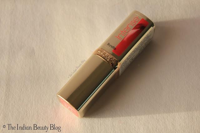 l'oreal paris color riche lipstick pink passion reviews