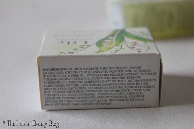 crabtree and evelyn lily triple milled soap reviews