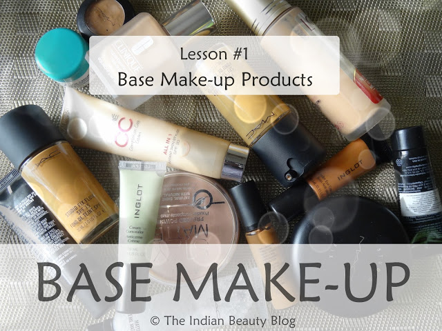base make up products