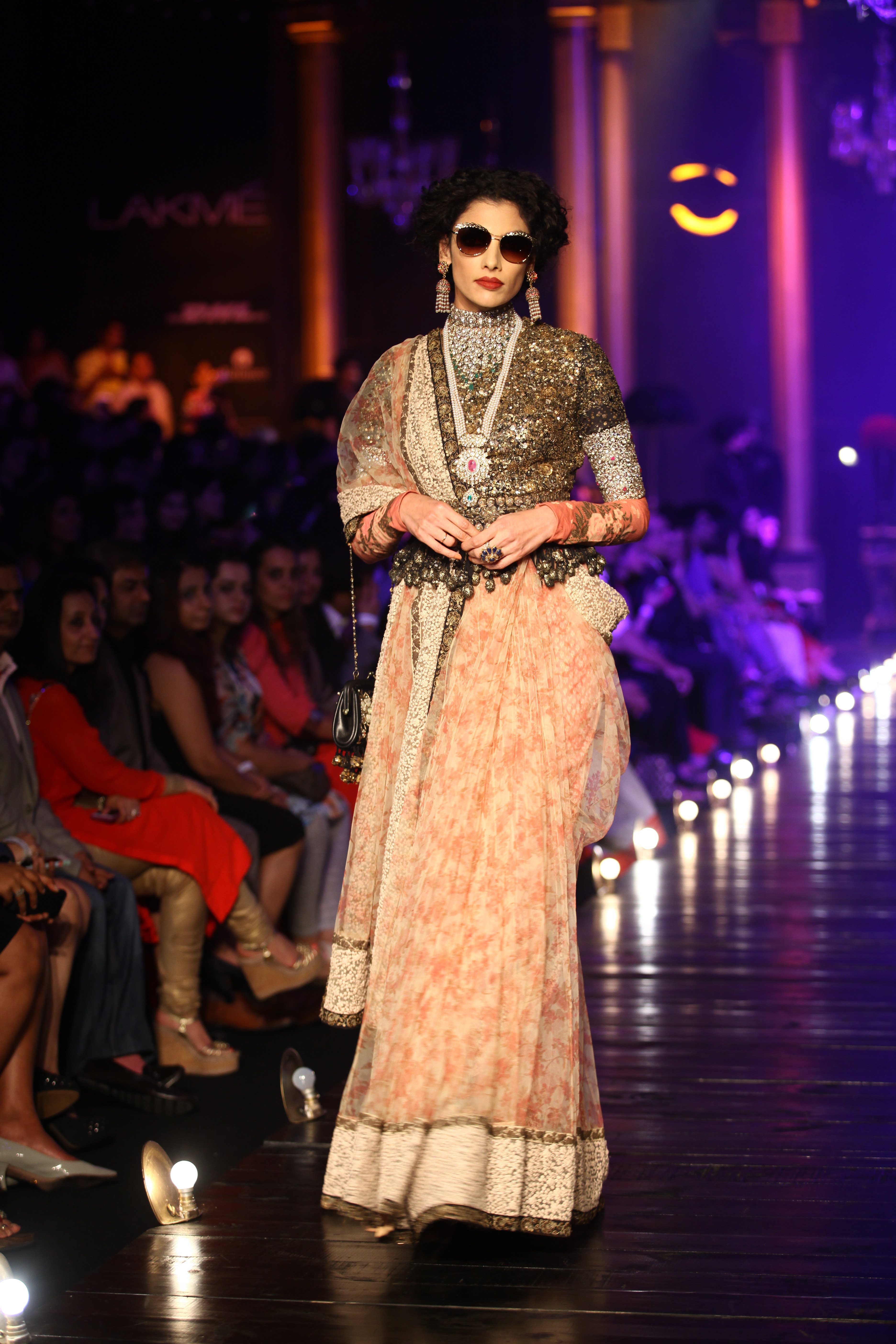 Lakmé Fashion Week Winter/Festive 2013 Ended With A ... Sabyasachi Lakme Fashion Week Winter Festive 2013