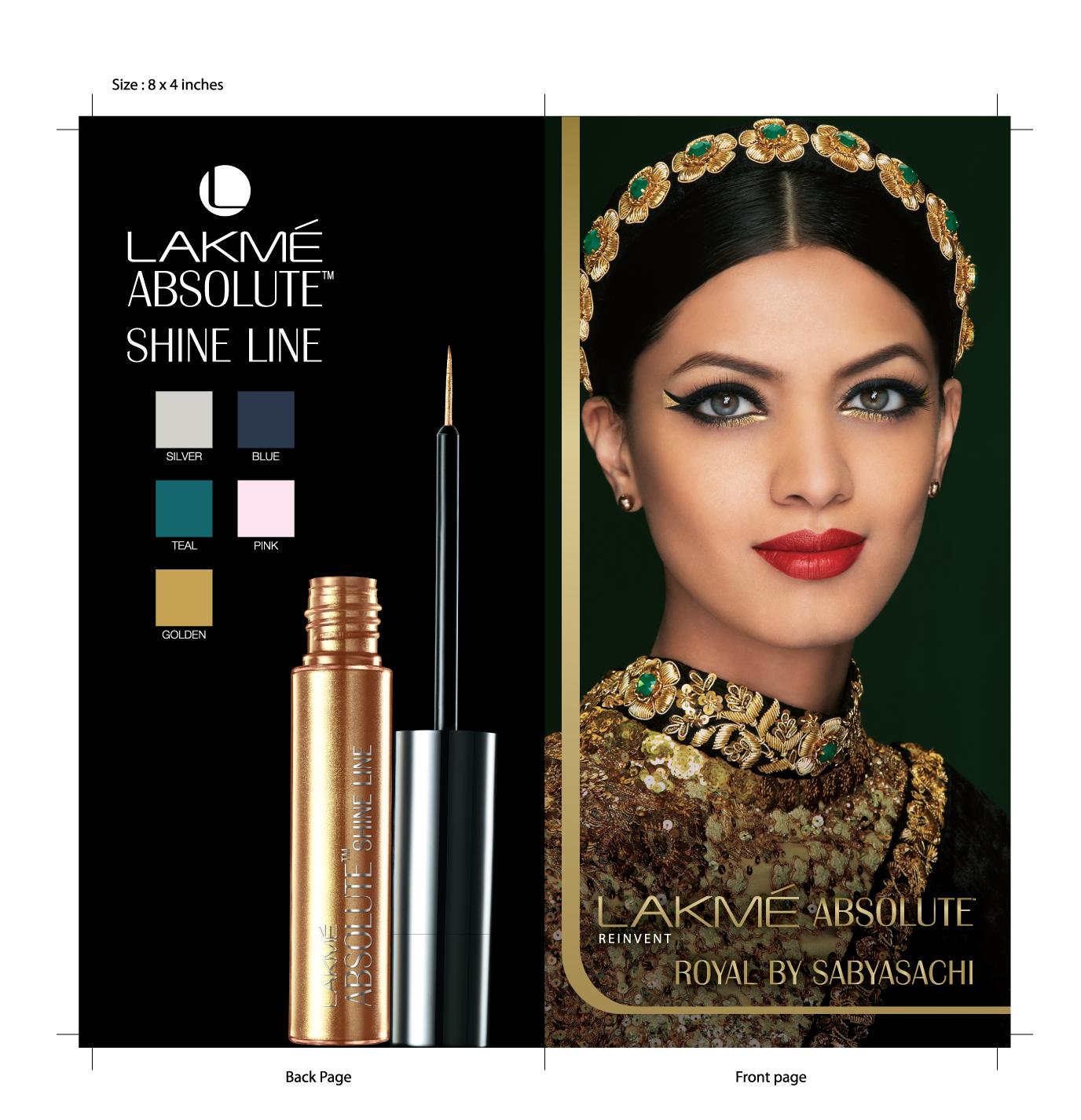 Lakme Absolute Royal_Shade Card 1 - The Indian Beauty Blog