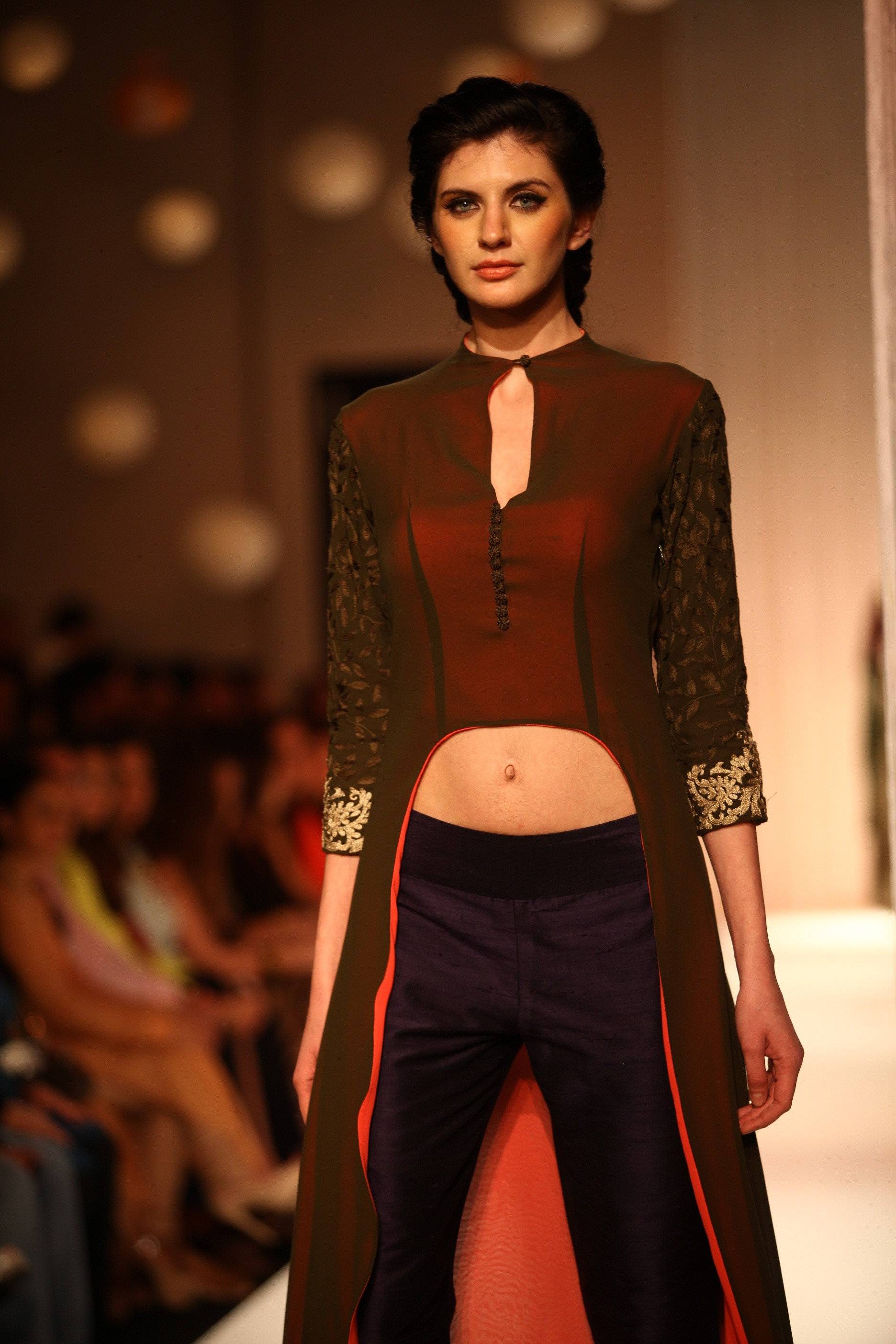 Manish Malhotra opens the Lakme Fashion Week Winter/ Festive