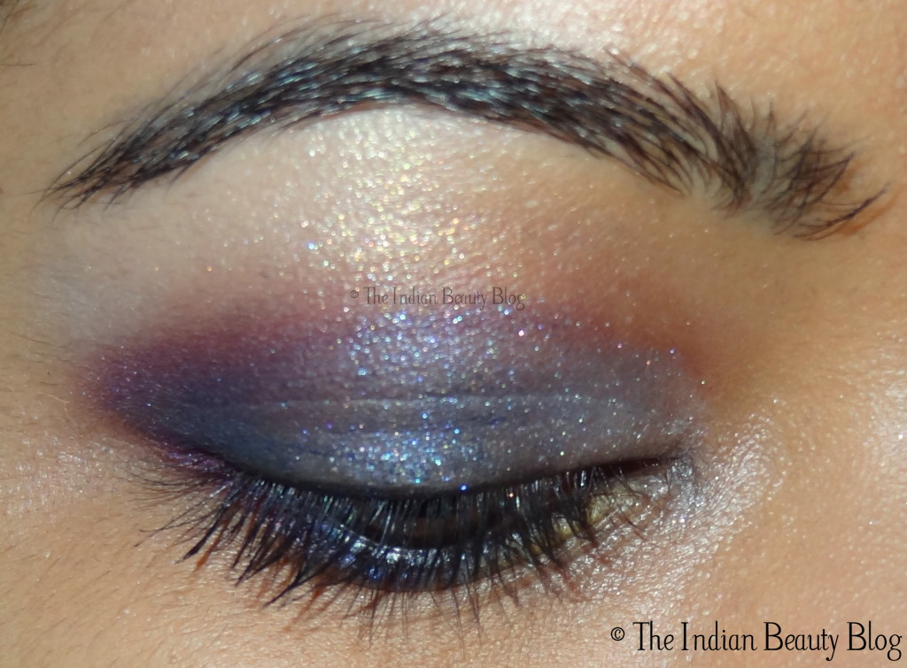 blue purple eye makeup (4)