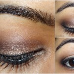 30 days' eye makeup challenge: Look #9- Classic copper smokey eyes