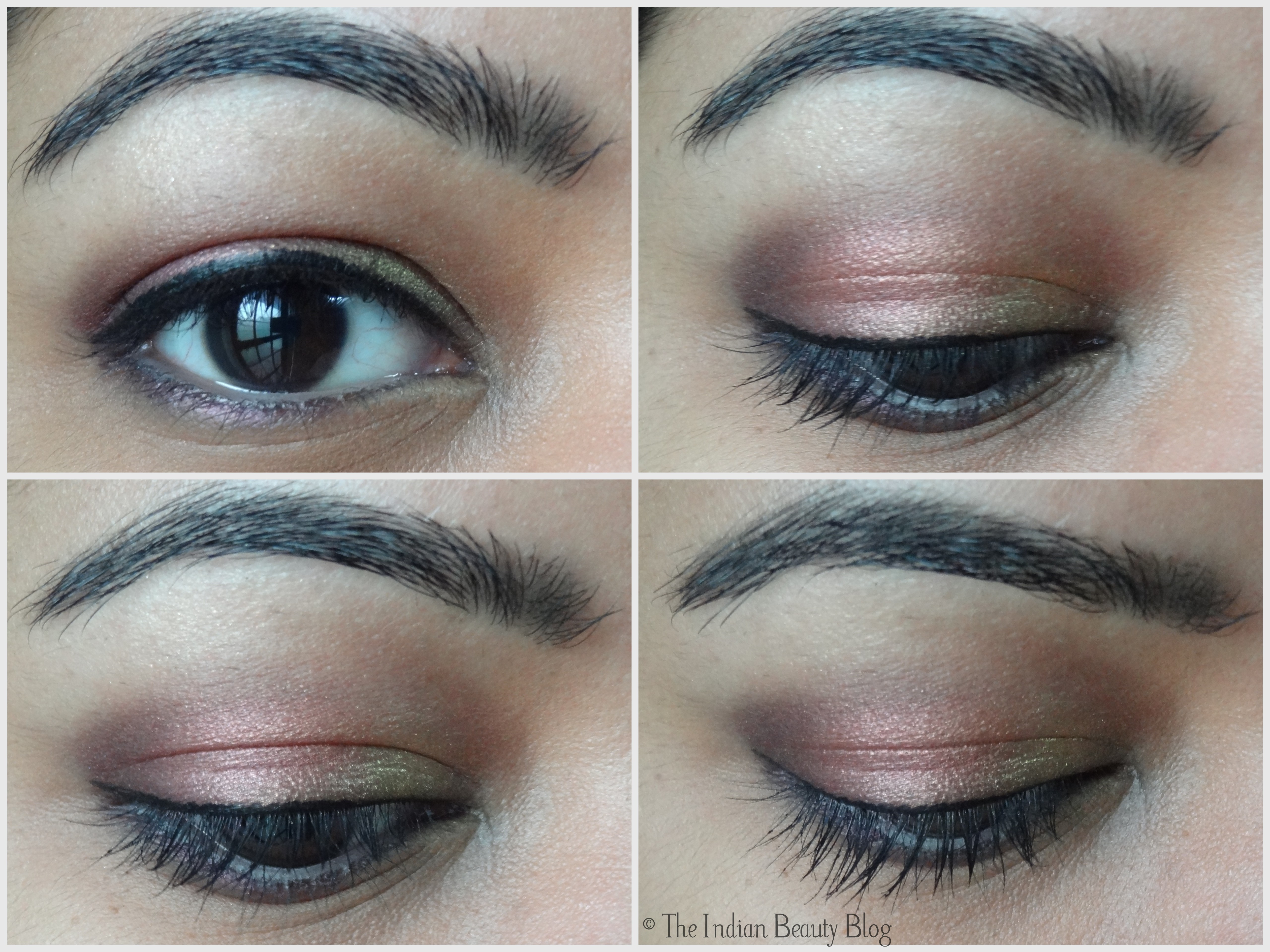 30 Days Eye Makeup Challenge Look 8 And An Experiment The