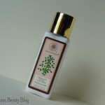 Forest Essentials Delicate Facial Cleanser- Purifying Soya Milk: Review, swatch, demo