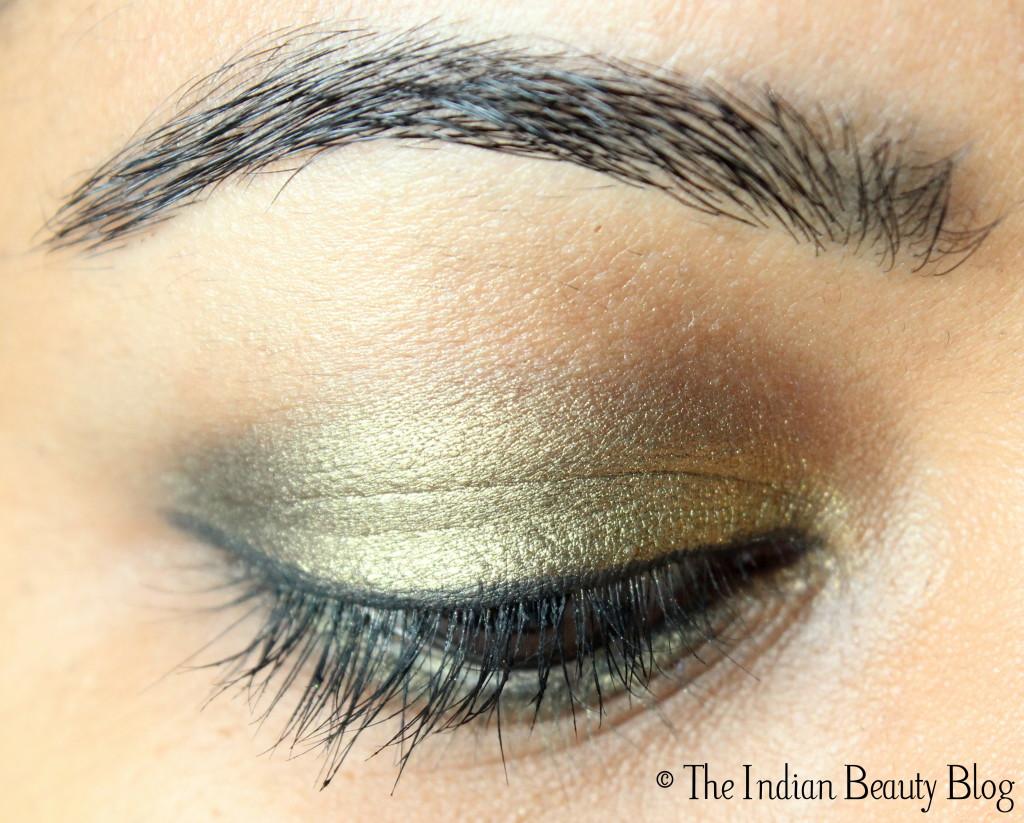 gold smokey eye (2)