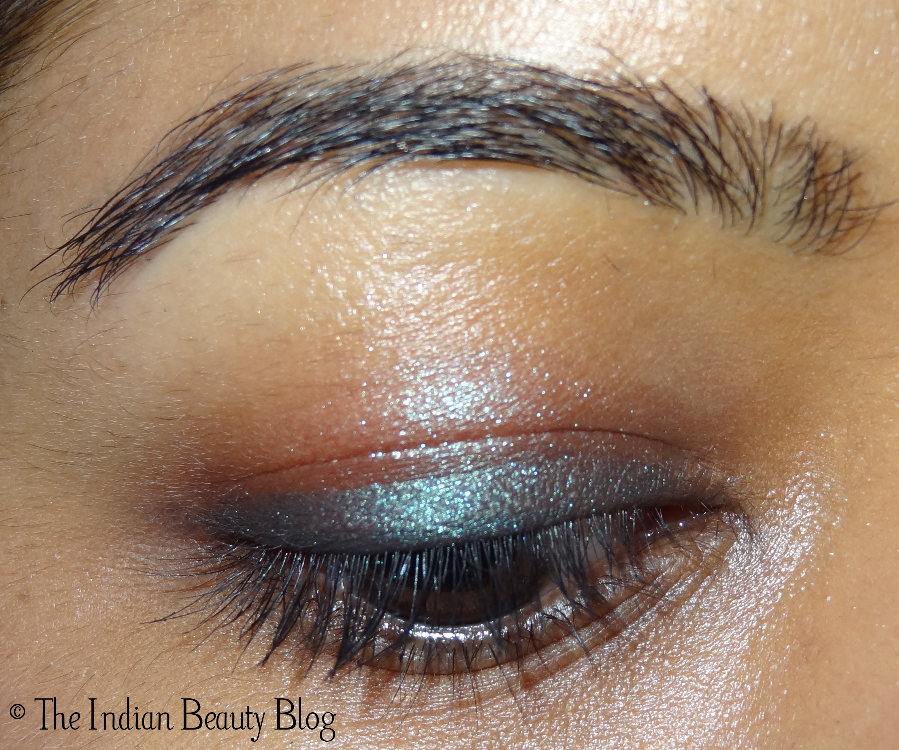 30 Day Eye Makeup Challenge Look 4 The Indian Beauty Blog