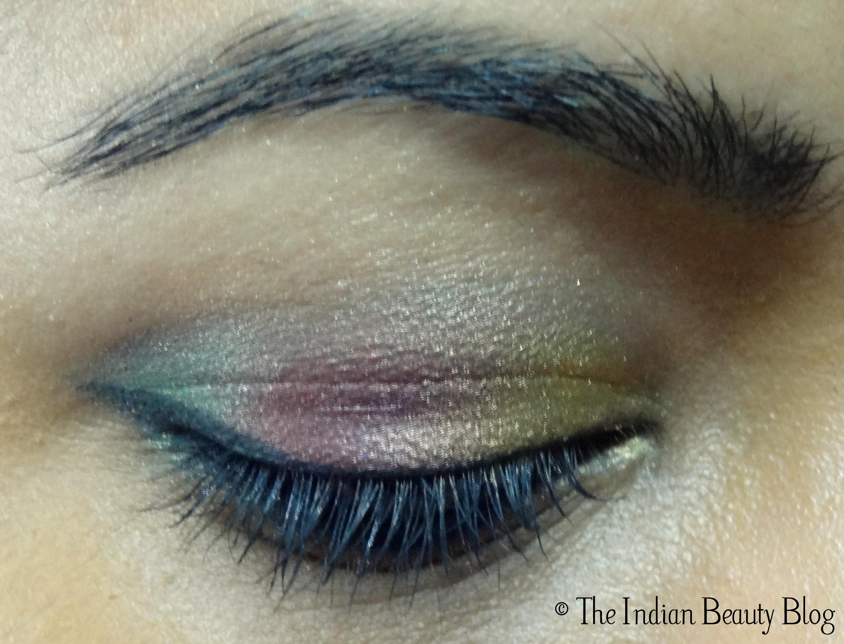 Wedding Eye Makeup Hooded Eyes : 30 days eye makeup challenge: Look #15 - The Indian ...