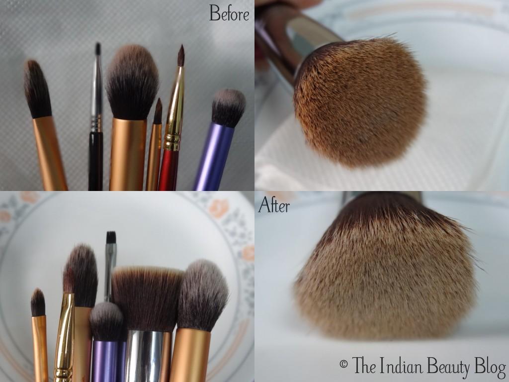 mac brush cleanser demo (2)